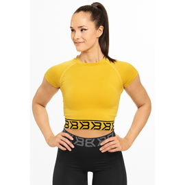 Better Bodies Suger Hill Tee Yellow