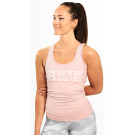 Better Bodies Chrystie T Back Pale Pink