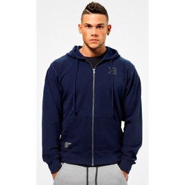 Better Bodies Staton Zip Hood Dark Navy