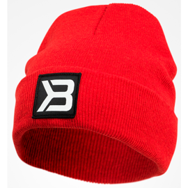 Better Bodies Tribeca Beanie Bright Red