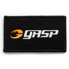 GASP Flag Small Black