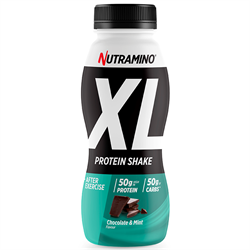 Nutramino Protein XL Shake Chocolate/Mint