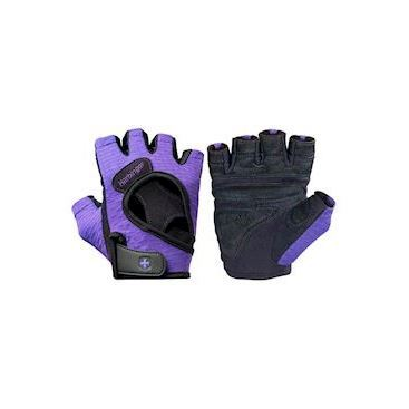 Harbinger Women's FlexFit Gloves Black/Purple