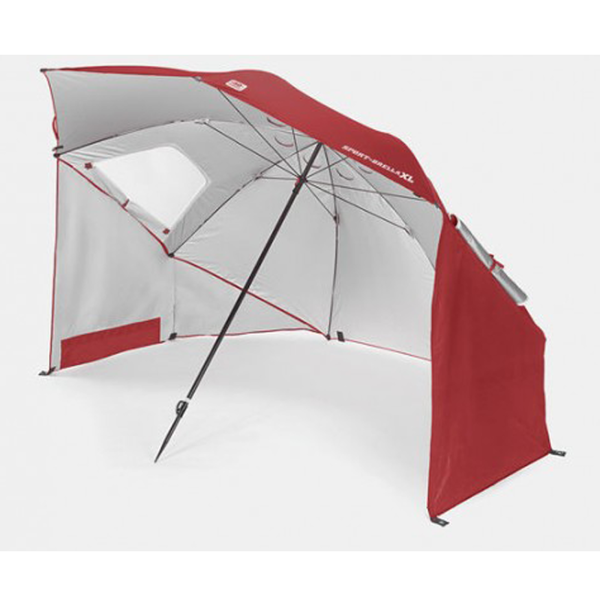 SKLZ Sport Brella XL Deep Red