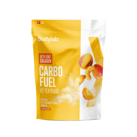 Bodylab Carbo Fuel Ice Tea Peach 1000g