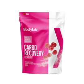 Bodylab Carbo Recovery Raspberry 500g