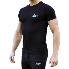 BM Mens Fitted Tee Black