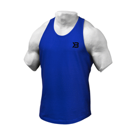 Better Bodies Essential T-Back Strong Blue