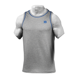 Better Bodies Performance Tank Grey Melange