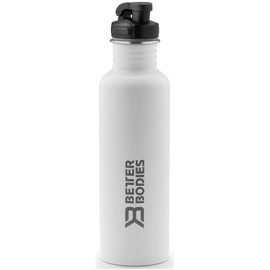 Better Bodies Fulton Bottle White