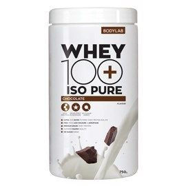 Bodylab Whey 100 ISO Pure Chocolate 750g