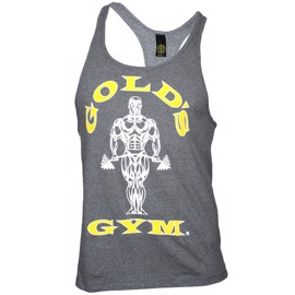 Golds Gym Stringer Tanktop - Arcticgray