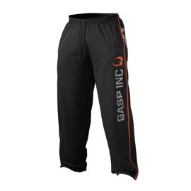 Gasp no 89 mesh pant black