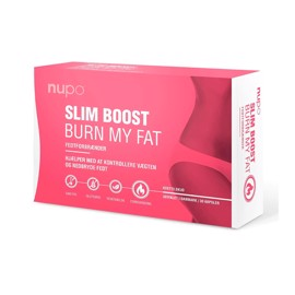 Nupo slim boost - burn my fat