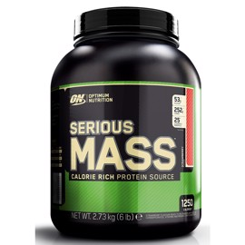 Optimum Nutrition Serious Mass 2,73kg