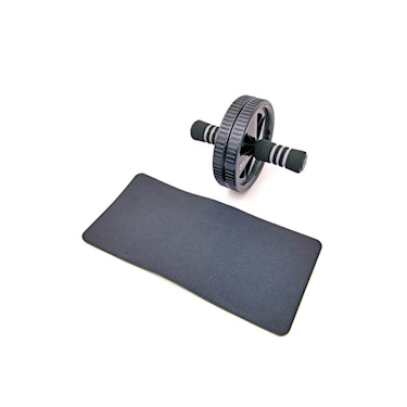 66Fit Ab Roller With Kneel Pad