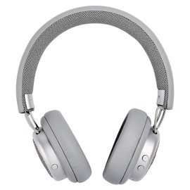 Sackit Touchit Headphone Silver