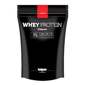 Bodyman Whey protein 1000g Strawberry